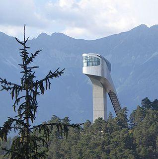 Innsbruck Bergisel Ski Jump