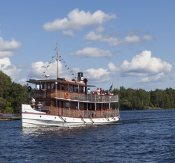 Savonlinna boat