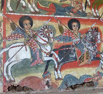 Ethiopia St George