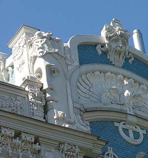 Baltic art nouveau
