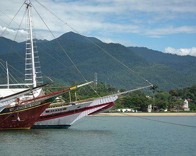 Brazil schooners
