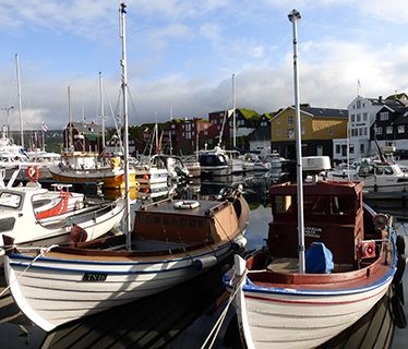 Faroes Torshavn