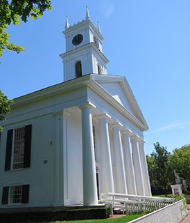 Cape Cod church