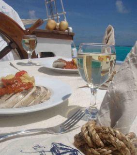 Barbados - meal