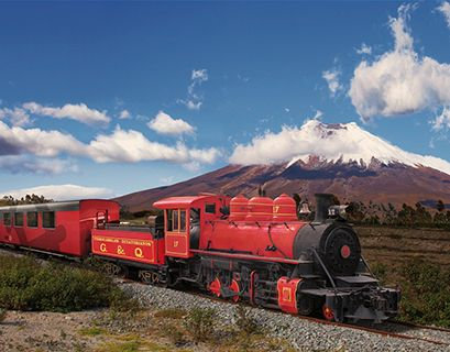 Ecuador train