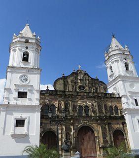 Panama - church