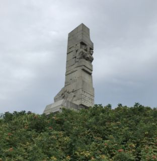 Gdansk Westerplatte Memorial