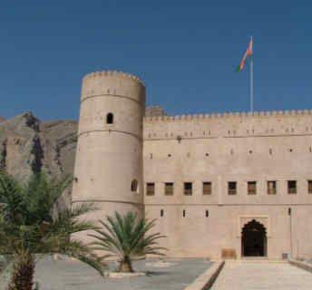 Oman - fort