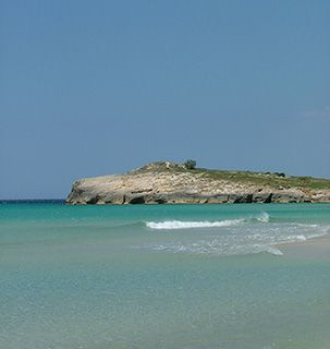 Menorca sea