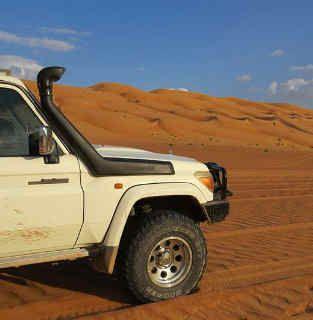 Oman - 4x4
