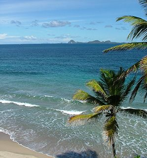 Carriacou view