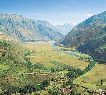 Peru Urubamba