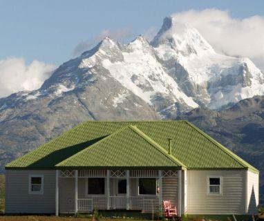 Patagonia estancia