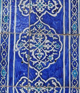 Uzbek tile