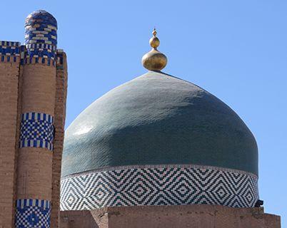 Uzbek dome