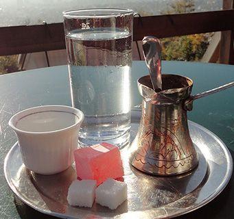 Sarajevo Bosnian coffee