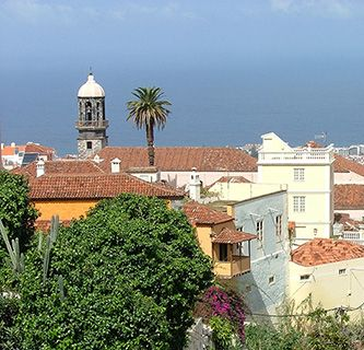 Tenerife La Orotava
