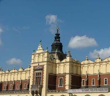 Poland cloth hall