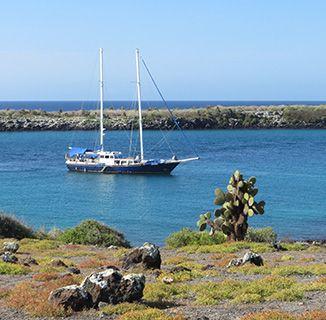 Ecuador boat